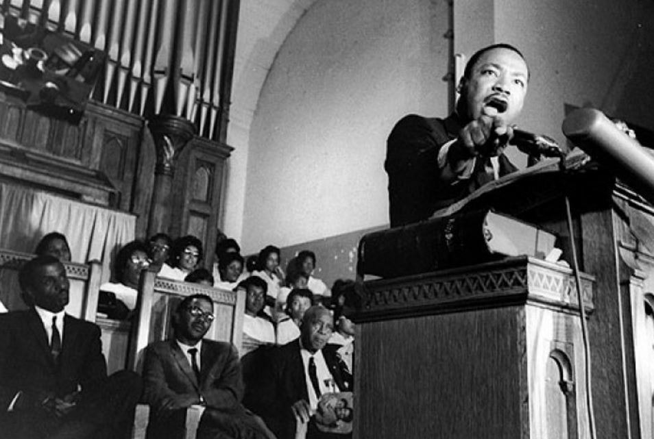 "To Build a Mature Society: The Lasting Legacy of Martin Luther King, Jr.'s  ""Beyond Vietnam"" Speech — The Gotham Center for New York City History"