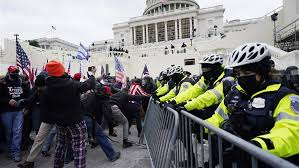 Protestors storm Capitol, surround building as Congress meets to count  Electoral College votes